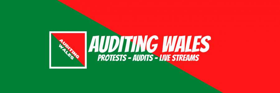 Auditing Wales's cover image